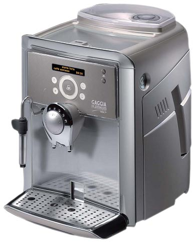 Кофеварка GAGGIA PLATINUM SWING UP