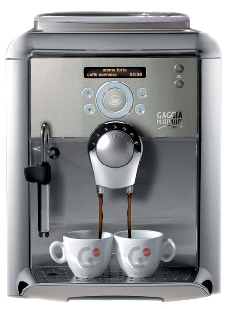 Кофемашина Gaggia Platinum Swing Up